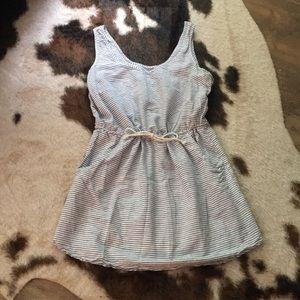 Linen Cotten blend dress